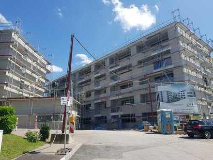 Solide 2-Zimmer-Seniorenwohnung im EG (WHG 10) - Besichtigung Sa., 19.10., 13 - 14 Uhr