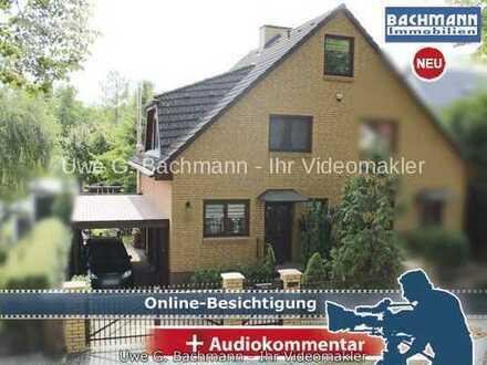 Berlin - Blankenburg: Attraktive Doppelhaushälfte mit stilvollen Annehmlichkeiten - UWE G. BACHMANN