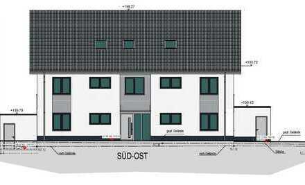 Erstbezug: Moderne 2-Zimmer-DG-Wohnung mit Balkon in Euskirchen, Stotzheim