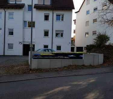 NUR MIT WOHNBERECHTIGUNGSSCHEIN - 4-Zimmer Wohnung Welzheim-Breitenfürst, Stuttgarter Str. 77