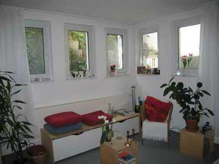 Ruhig gelegene 1-Zi-Wohnung, Souterrain, in Heidelberg-Handschuhsheim