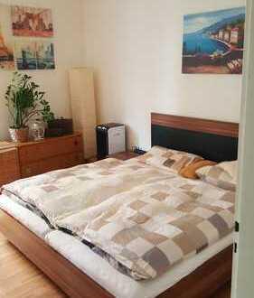 Schöne 2-Zimmer-Wohnung mit Einbauküche in Stuttgart Bad Cannstatt