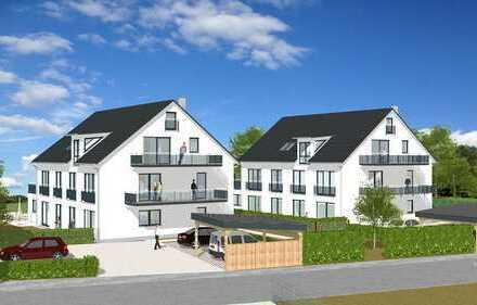 +++ VERKAUFSSTART +++ NEUBAU von 2 Wohnhäusern mit 10 Eigentumswohnungen