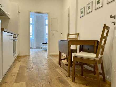 Möbliertes Appartement in der Durlacher Altstadt