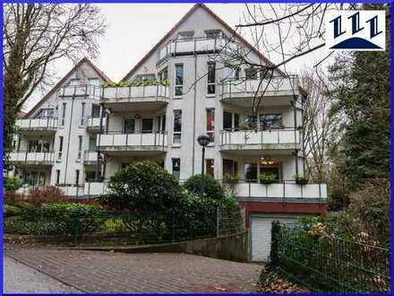 EDV-Nr. 11843 - 2 EINHEITEN! Eigentumswohnung mit Doppelparker-Tiefgaragenstellplatz
