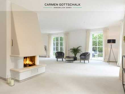 Pöcking am Starnberger See - Elegantes Familienhaus in absolut ruhiger Lage