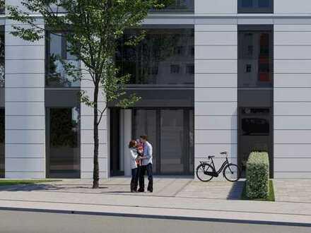 Perfekte 4-Zimmer-Familienwohnung auf ca. 107 m² Wohnfläche im 4. OG mit Loggia & Balkon