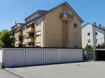 Zentral gelegene 2-Zimmer-Dachgeschosswohnung