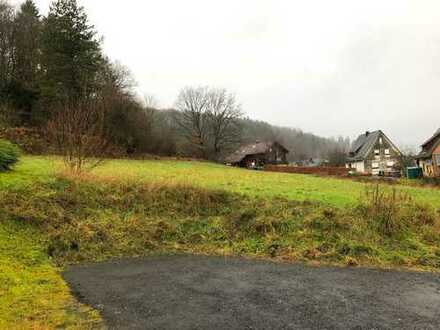 Baugrundstück in Burbach Oberdresselndorf