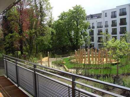Provisionsfrei - Stilvolle, neuwertige 3-Zimmer-Wohnung mit Balkon und Einbauküche