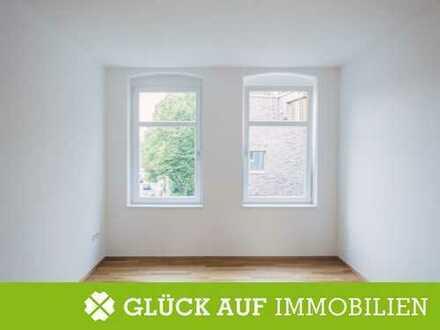 Frisch sanierte Maisonette-Wohnung mit großzügigen Sonnenbalkonen in bevorzugter Lage von Essen-Werd