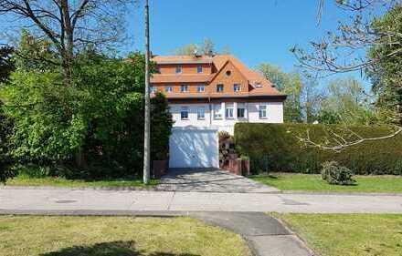 Schöne Eigentumswohnung, ruhige Lage in Bitterfeld, mit Garten Garage und 2 Stellpätzen