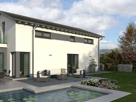 Moderne Architektur mit raffinierten Akzenten- Info 0173-8594517