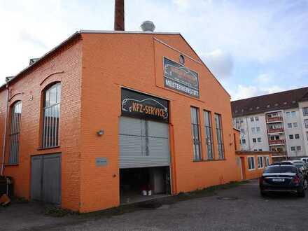 KFZ Werkstatt/ Service/ Halle