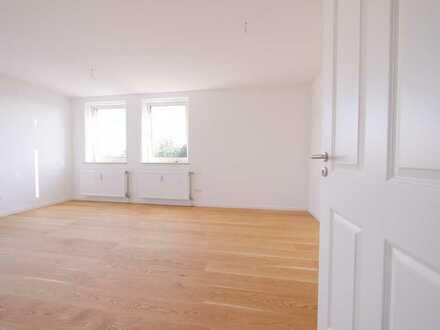 Komplett renovierte 3 Zi. Wohnung mit Weitblick in ruhiger Lage