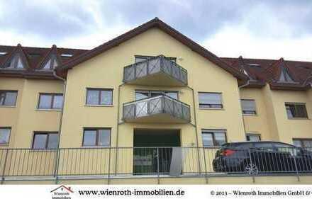 Vermietet gepflegte Eigentumswohnung am Compassberg