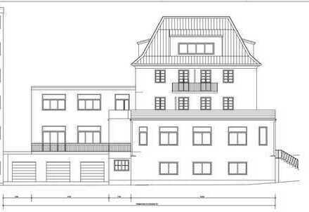 Barrierefrei - Erstbezug in kerns. Villa in Südhanglage: 3-Zimmer-Wohnung mit herrlicher Aussicht