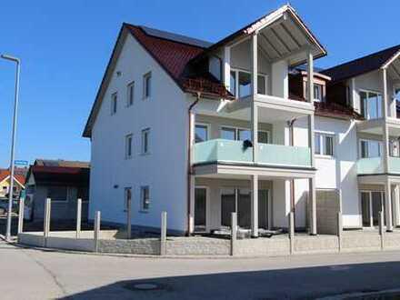 Erstbezug mit Balkon: attraktive 3-Zimmer-Wohnung in Ettringen