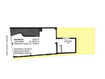 Ladenlokal in 1A-Lage im Wallfahrtsort Telgte in der Kapellenstraße zu vermieten!