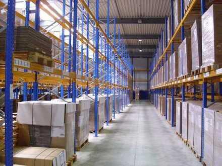 Hochwertige Produktions- und Lagerhalle