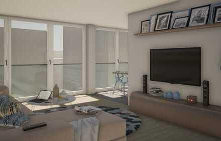 generalsierte Wohnung mit Aussicht