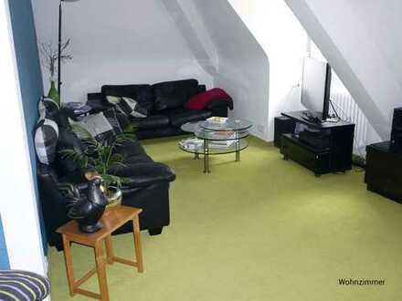 Gepflegte 4,5-Zimmer-Maisonette-Wohnung mit EBK in Bad Mergentheim
