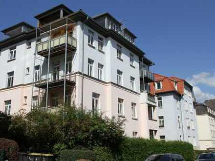 Vermietete 2-Zimmer Wohnung mit Balkon mit EBK