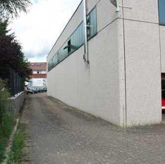 Lagerhalle zu vermieten in Gondelsheim