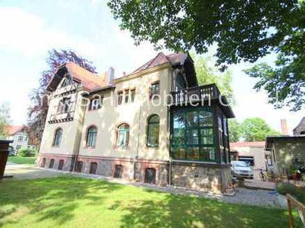 AnKaSa GmbH*Wohnen am Cossi*4 Raum Maisonette *Herrschaftliche Villa*großer Balkon*Bad+Fenster+Wanne