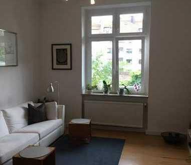 Sehr schöne drei Zimmer Wohnung im beliebten Kreuzviertel von Dortmund,