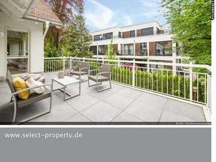 Menterschwaige - 4 Zimmer - Luxus EBK - Sonnenterrasse - Gira SmartHome - 2 SUV-Stellplätze