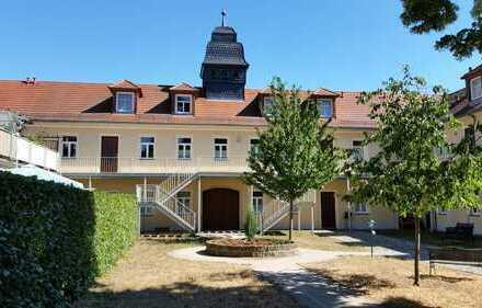 Radebeul - Denkmalgeschützte Maisonette-Wohnung mit Weinberg-Blick