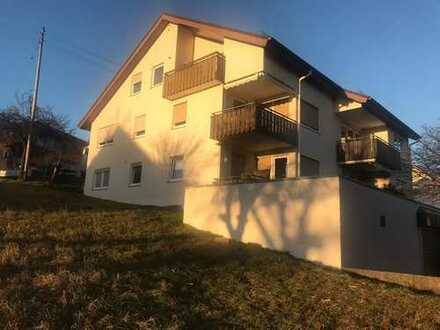 Schöne drei Zimmer Wohnung in Göppingen-Faurndau