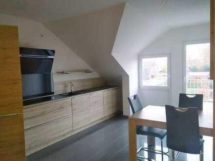 120 qm Wohnung mit 2 Balkonen, EBK und sehr niedrigen Nebenkosten