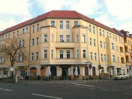 Eckladengeschäft in Toplage gegenüber von S-Bahnhof Baumschulenweg!