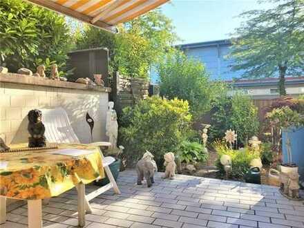 Schöne 2 Zimmer-Maisonette-Wohnung mit Terrasse, Garten und Garage in Frechen