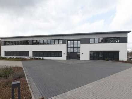 Modernes Bürogebäude im Technologiepark Bocholt