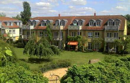 2 Zimmer Dachgeschoß mit Terrasse *kleine grüne Wohnanlage* Nahe vom Petzinsee
