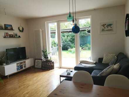 Immobilientausch (2-Zimmerwohnung gegen größere Wohnung/Haus)