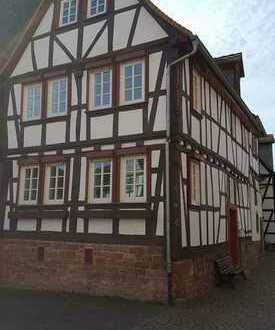Fachwerkhaus in Büdingen