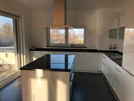 4-Zimmer-Wohnung mit Balkon und Einbauküche in Bamberg Erba Insel
