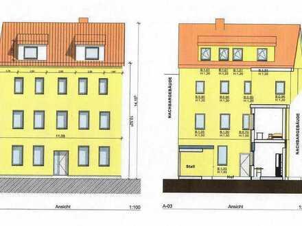 4-Zimmer-Wohnung mit Erstbezug in der City!