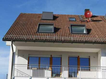 Erstbezug der exklusiven 5,5-Zimmer-Maisonette-Wohnung in Eichenau
