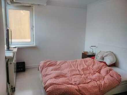 möbliertes Zimmer frei in Groß Borstel - auch monatsweise ideal für Berufspendler