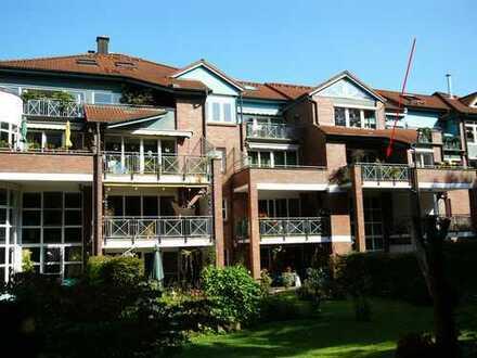 Schöne 3-Zimmerwohnung in reizvoller Lage direkt am Thaer`s Garten