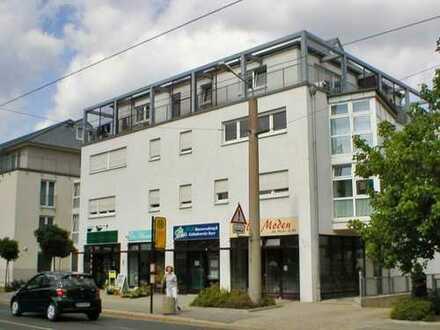 Kapitalanlage*gut geschnittene,helle 2-Zimmerwohnung mit Balkon*Tiefgaragenstellplatz*Elbtal