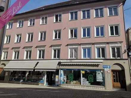 """Altstadtliebe am """"See"""" Wohn- und Geschäftshaus in der Altstadt"""