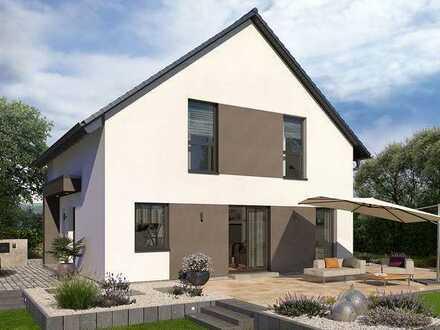 Einfamilienhaus auf vorhandenem Grundstück bauen