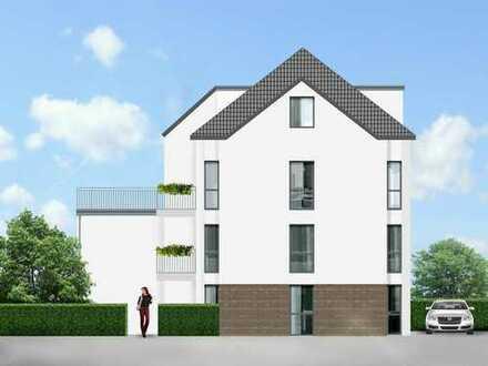 BN-Oberkassel Ortsmitte, 2-Zimmer Neubau-ETW mit Balkon ca. 50m² Wfl.