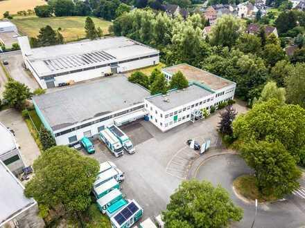 ALLEINAUFTRAG: Attraktiver Gewerbekomplex in Dortmund | Erbbaurecht
